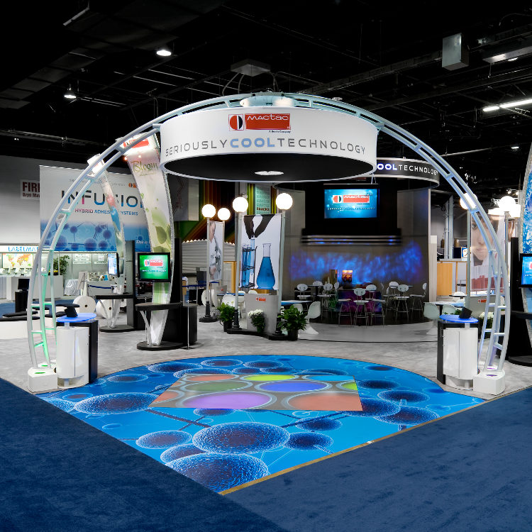 Trade show setup, take down, planning and deployment. Road 12 Media - your source for trade-show and event planning